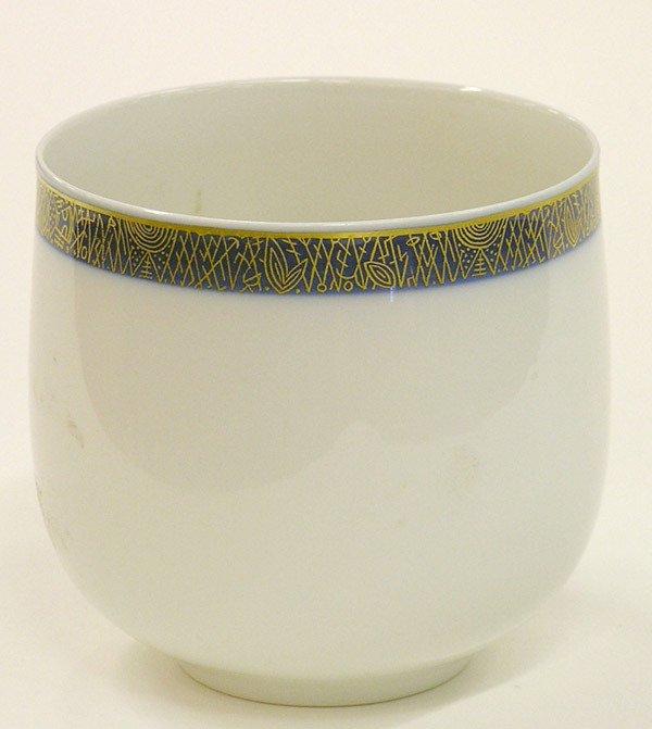 6011: Royal Copenhagen porcelain jardiniere