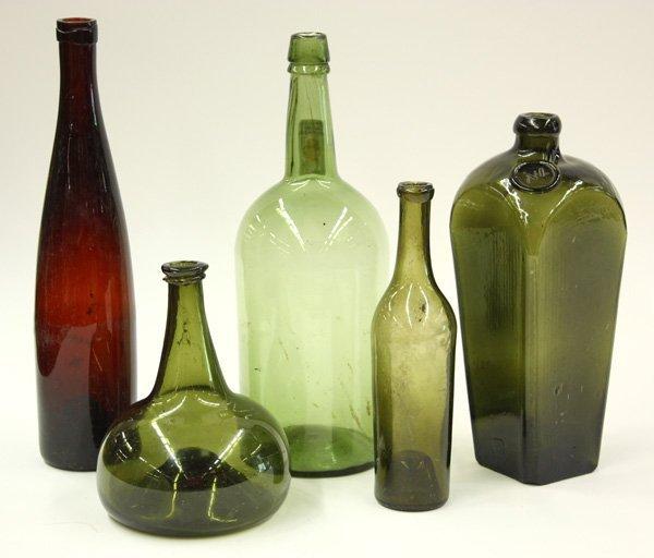 4012: Wine glass bottles
