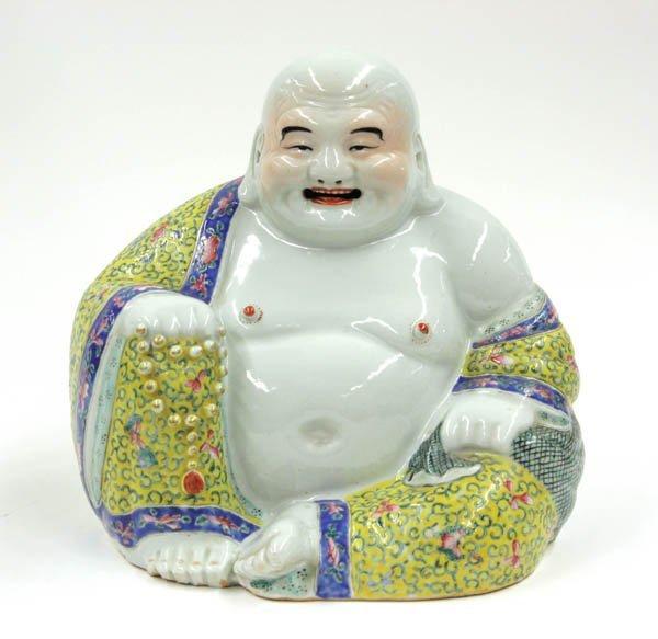 4084: Chinese Porcelain Budai