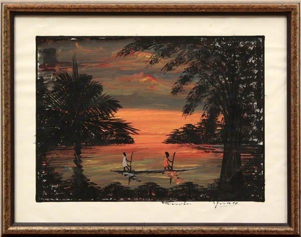 2008: Paintings, Grace, African Scenes