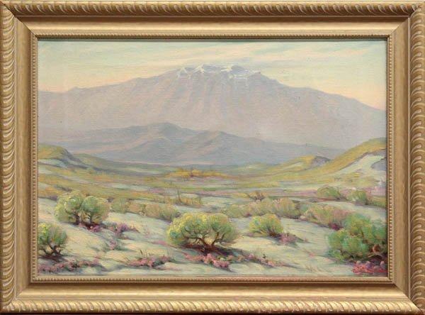 2009: Painting, Carl Zimmerman, San J