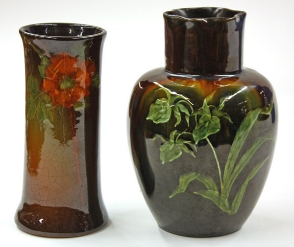 2020: Weller Louwelsa standard glaze vase