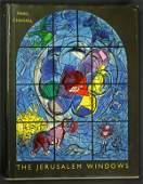 2059 ook Marc Chagall The Jerusalem Windows