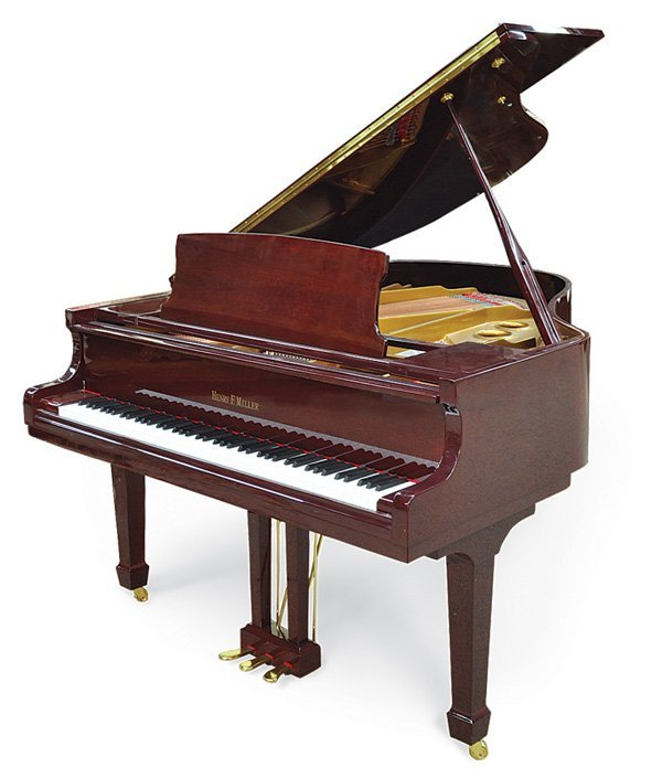 2083: Henry F. Miller Baby Grand Piano