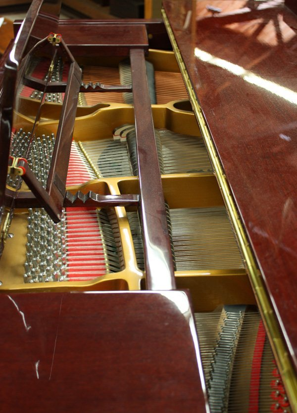 2083: Henry F. Miller Baby Grand Piano - 4
