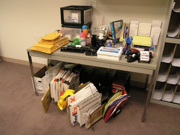 8002: Office & Shipping Supplies