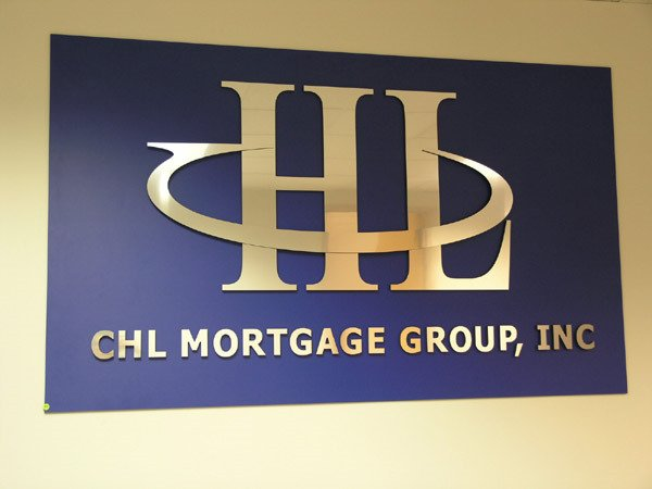 8015: CHL Mortgage sign
