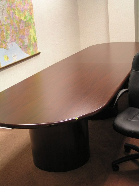8298: Cherry Finish Conference Table