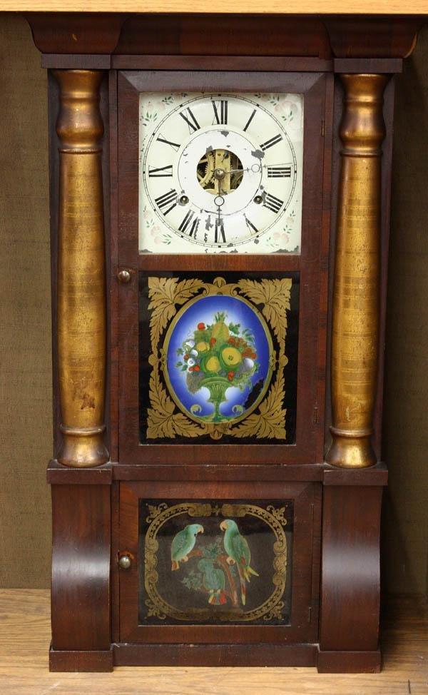 6014: Seth Thomas eight day mantle clock