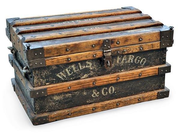 6329: Wells Fargo strong box