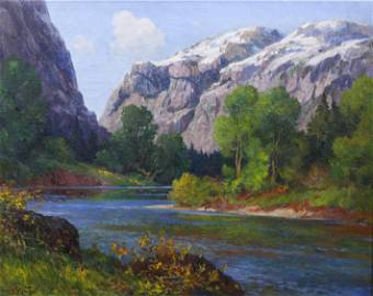 Painting, Christian Siemer