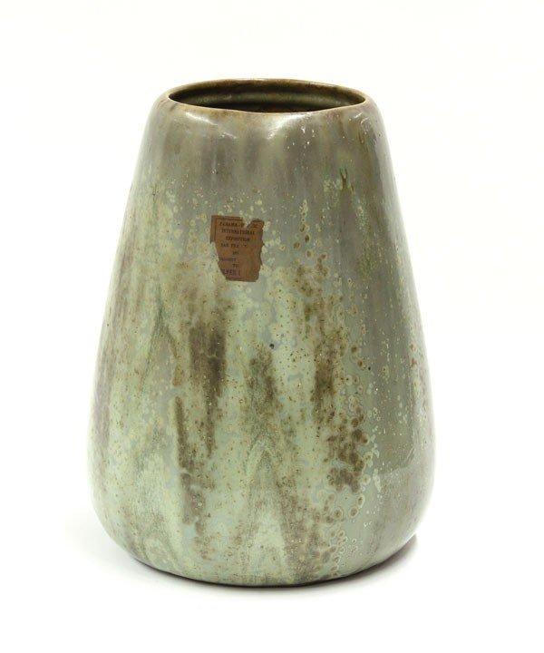 2000: Fulper pottery vase
