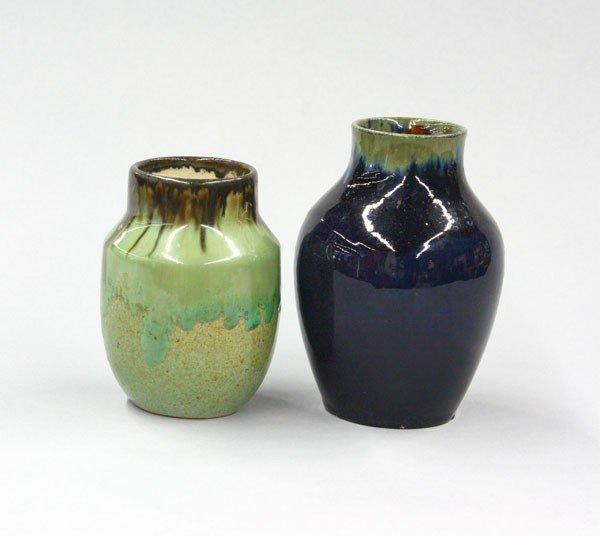 2005: Fulper art pottery vase