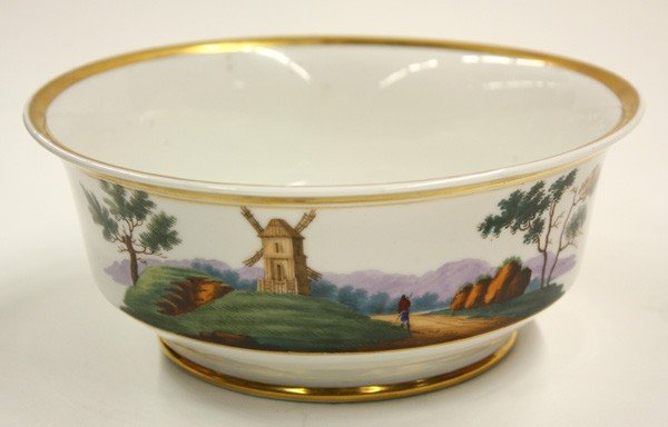 2014: Russian porcelain bowl