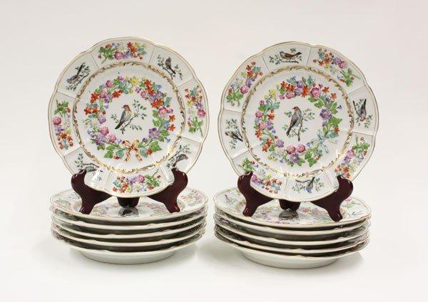 2016: Continental porcelain plates