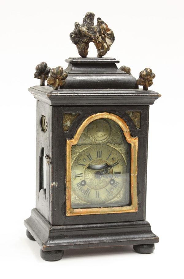 2018: Thomas Claxton carriage clock
