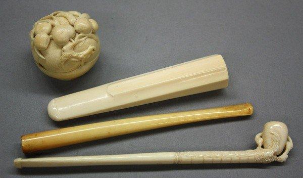 6: Ivory Pipe/Cigarette Holder
