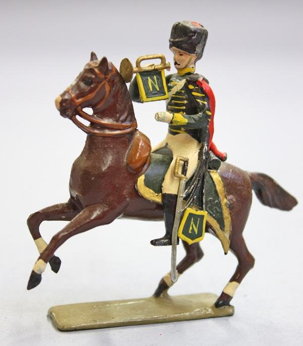 99: Mignots, French Napoleonic Hussars