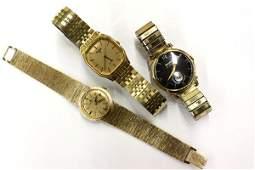 643 wristwatches Pulsar Baume  Mercier Bulova