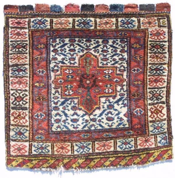 1: Shahsavan pile bagface