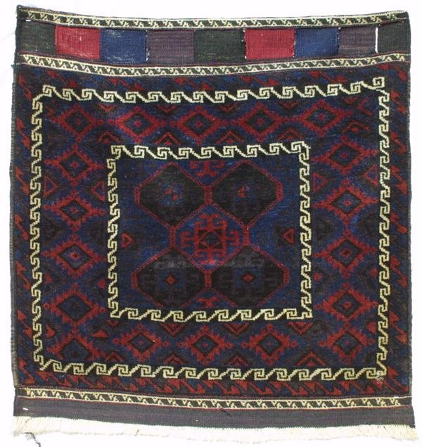 3: Baluch bagface, Northeast Persia