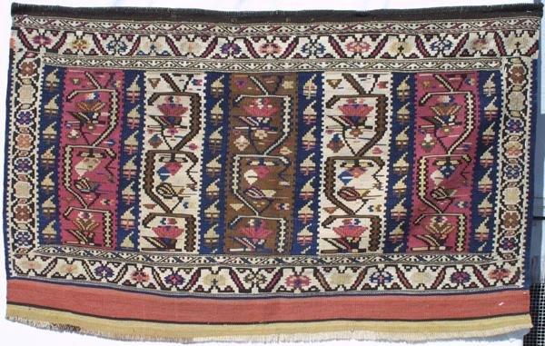 6: Shahsavan Mafrash front