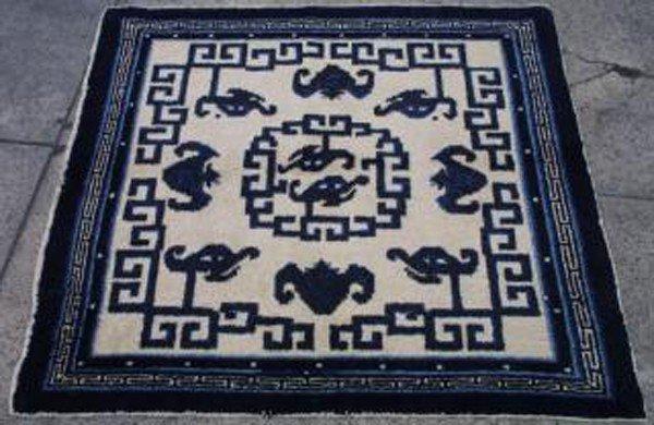 10: Mongolian small rug
