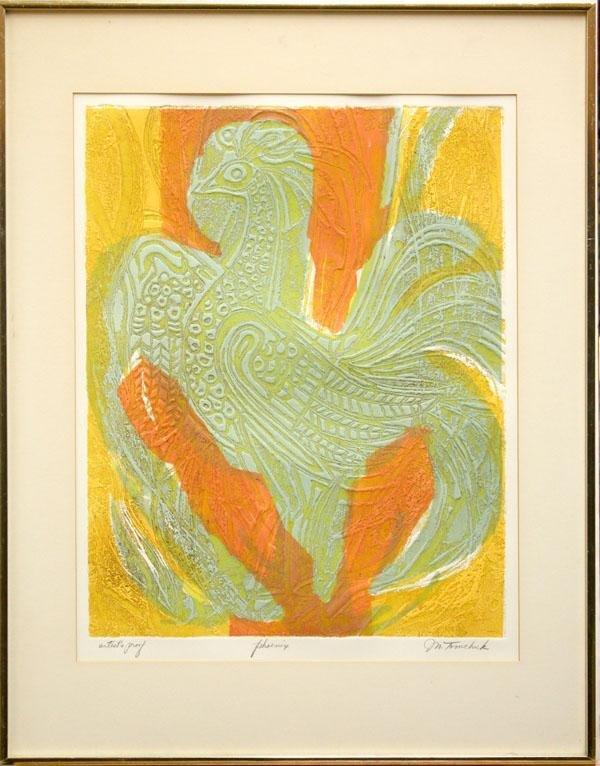 3019: Print, Marjorie Tomchuk, Phoenix