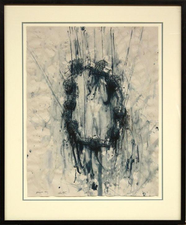 3023: Watercolor, Cluster