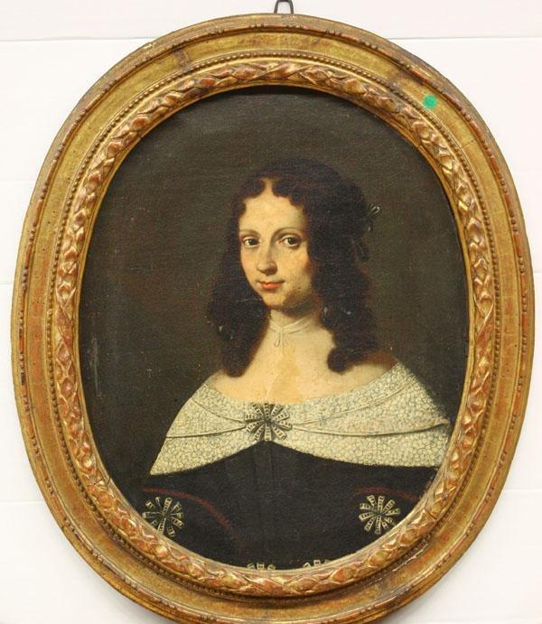 3213: painting, Portrait
