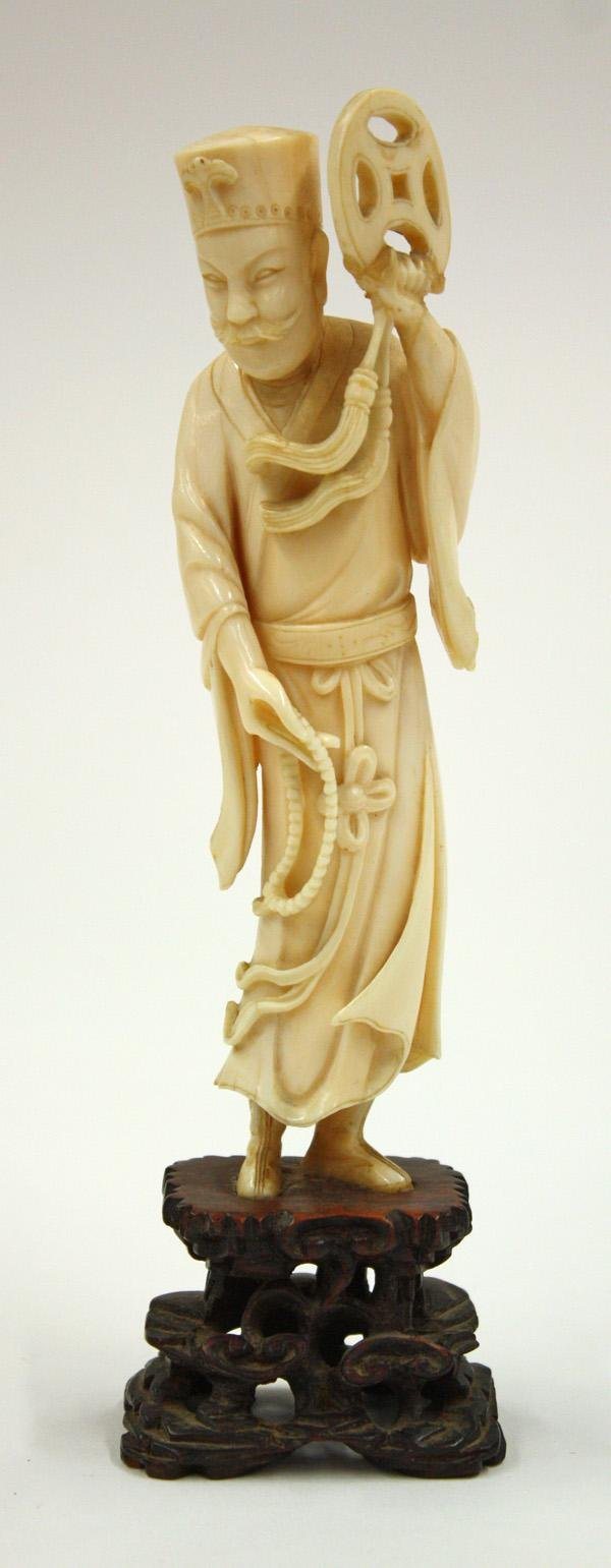 4011: Chinese Ivory Figure
