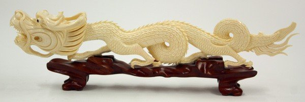 4016: Chinese Ivory Dragon