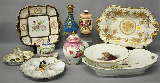 4194: Continental serving porcelain