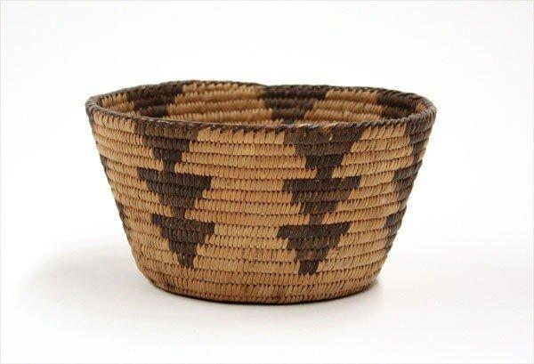 2001: Native American Pima basket