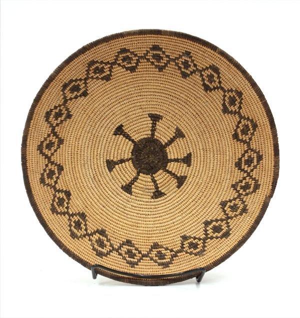 2005: Native American Chemehuevi basket