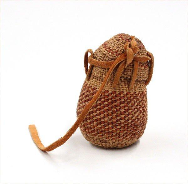 2013: Native American tobacco basket
