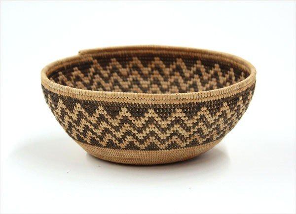 2014: Native American Mono basketry bowl