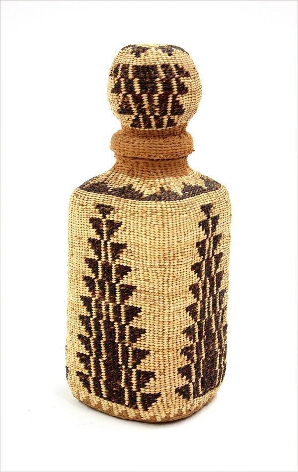 2017: Native American Pit River bottle