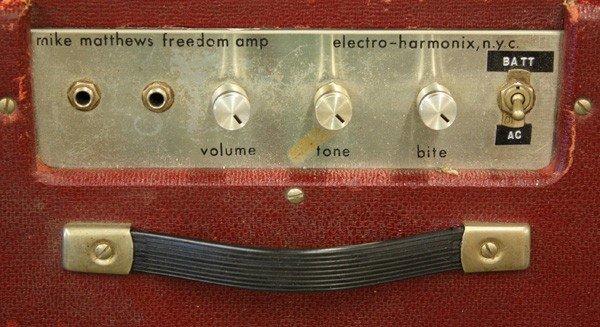 224: Mike Matthews Freedom Amplifier - 2