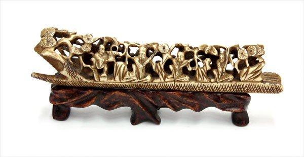 4007: Chinese Bone Carving