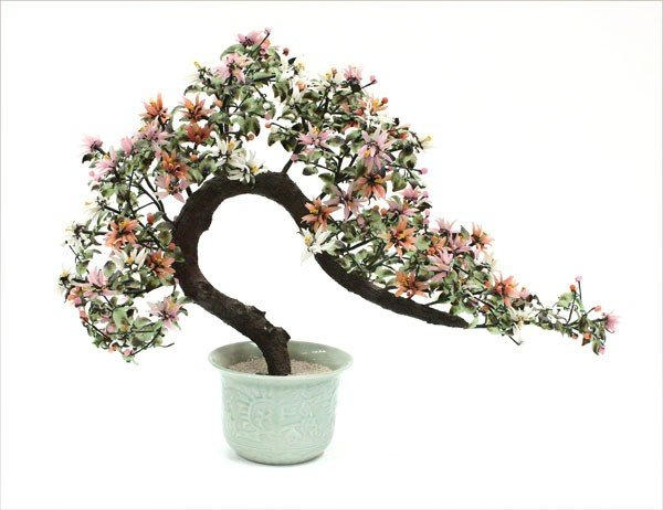 4022: Chinese Flowering Glass Tree