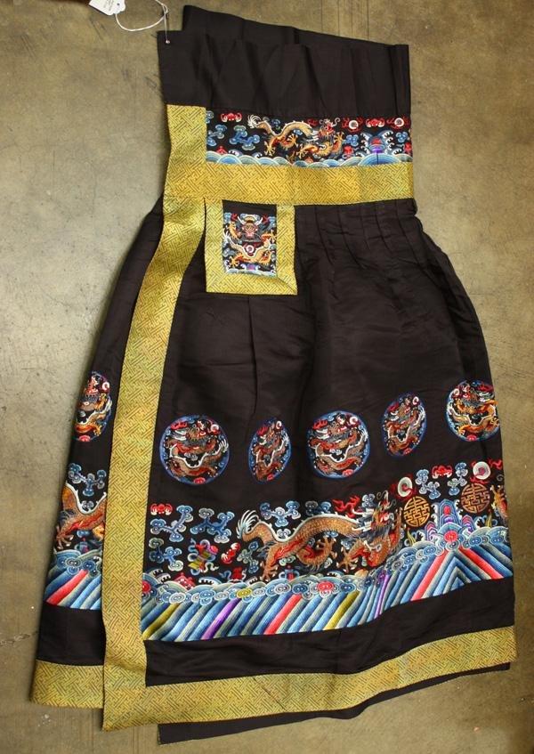 4090: Chinese Chaofu-style Skirt