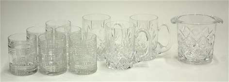 4212 Lenox mugs ice bucket Ralph Lauren glasses