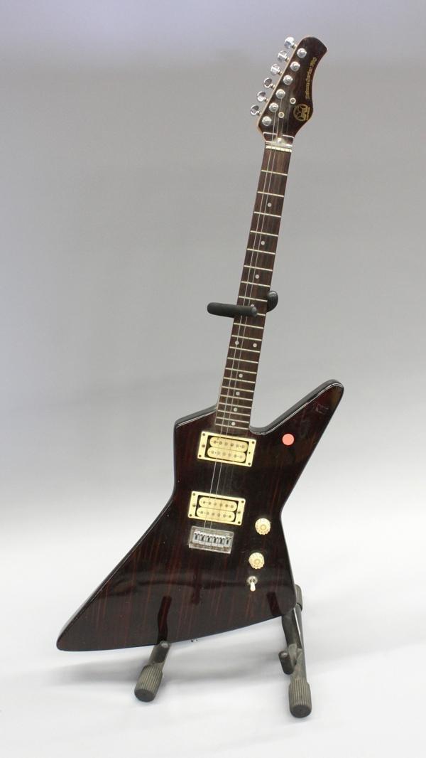 4261: Hondo electric guitar - 6