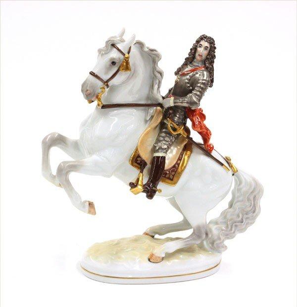 2005: Austrian porcelain figurine