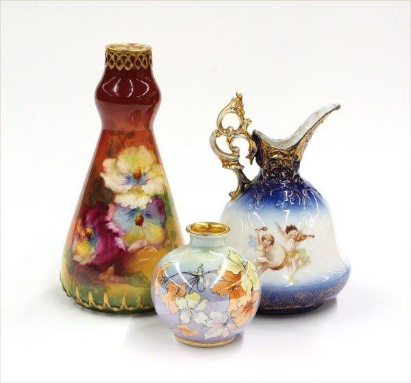2008: Continental porcelain