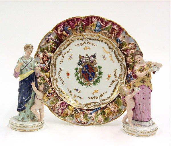 2009: Continental porcelain
