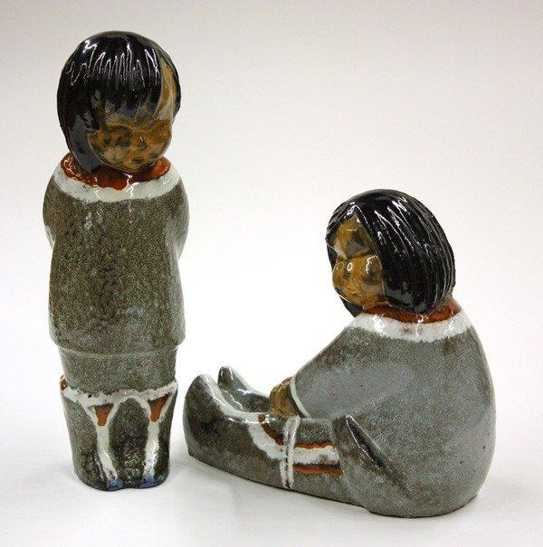 2023: Swedish ceramic sculptures