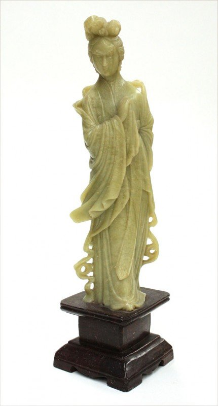 11: Chinese Soapstone Carving, Beauty