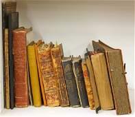 179 One shelf of books